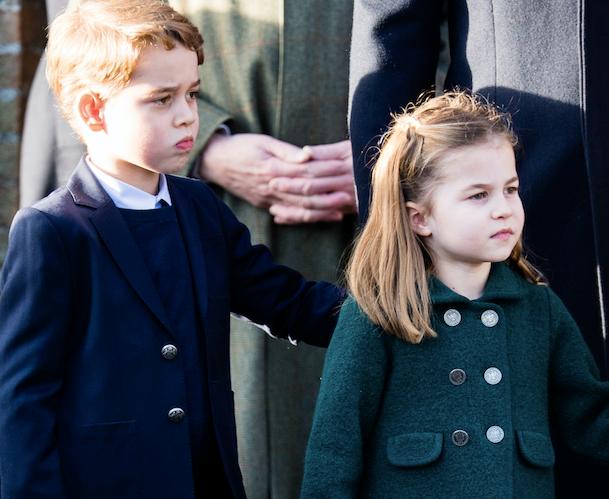 Prince George and Princess Charlotte forced to begin homeschooling amid Coronavirus pandemic