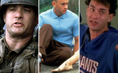 The best Tom Hanks films to watch in self-isolation... whilst Tom Hanks is also in isolation
