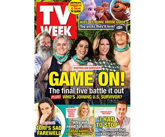 Enter TV WEEK Issue 13 Puzzles Online
