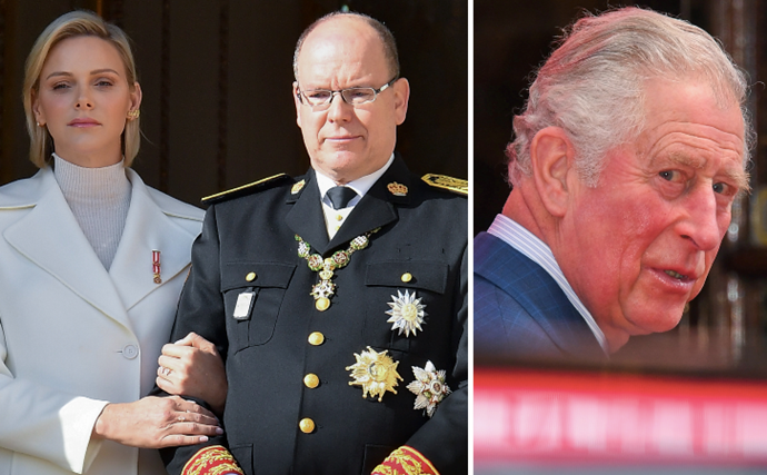Prince Albert of Monaco tests positive for Coronavirus, just days after attending an event with Prince Charles