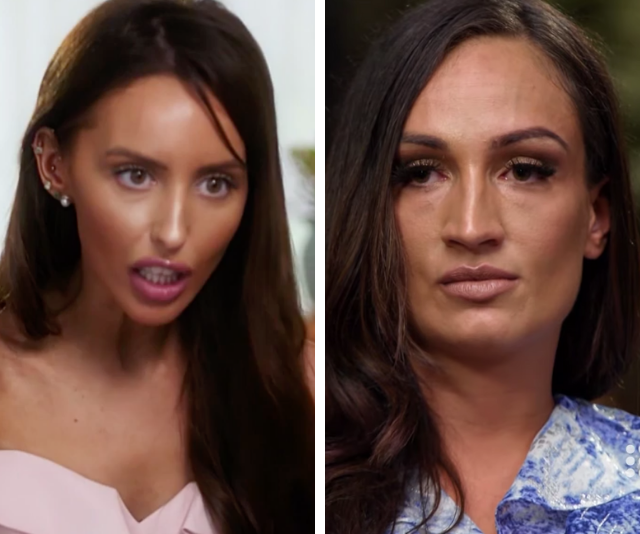 EXCLUSIVE: Inside the Married At First Sight girls' night from hell