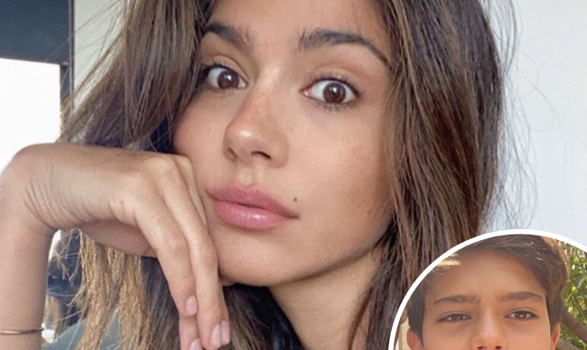 EXCLUSIVE: Former Home and Away Pia Miller explains why she's keeping her son out of school during the coronavirus pandemic