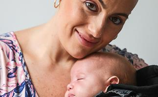 Real life: I'm a mum-of-seven and I was diagnosed with terminal cancer while I was pregnant