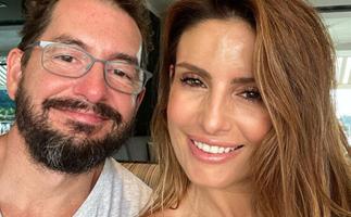 EXCLUSIVE:  Ada Nicodemou sparks rumours of a shock split from partner Adam Rigby