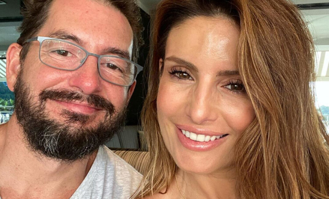EXCLUSIVE:  Ada Nicodemou sparks rumours of a shock split from partner Adam Rigby