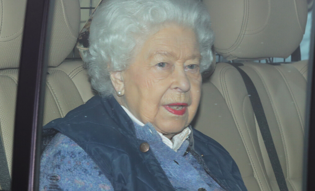 Fears mount for the Queen as a Buckingham Palace aide tests positive for coronavirus