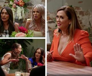 MAFS wives gone wild! The brutal fight that was too violent to show on TV