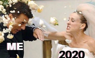 If you don't laugh, you'll... cry laugh to these ridiculous, yet hilarious memes providing light relief as we weather the coronavirus storm