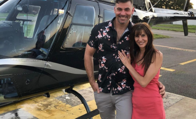 Watch Survivor star Zach propose to his girlfriend with help from his fellow All-Stars contestants
