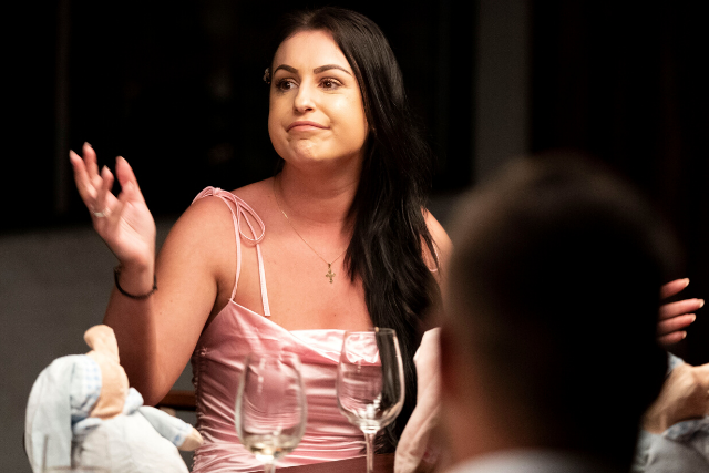 EXCLUSIVE: Married At First Sight's Aleks wasn't at the girls' night due to a personal family tragedy