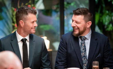 EXCLUSIVE: Manu Feildel spills on MKR cancellation rumours and the key to a happy marriage with wife Clarissa