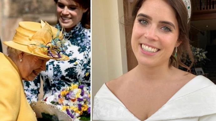 The royals rally to celebrate Princess Eugenie's birthday while self-isolating