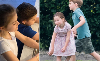The creative ways the royals are homeschooling their children during lockdown