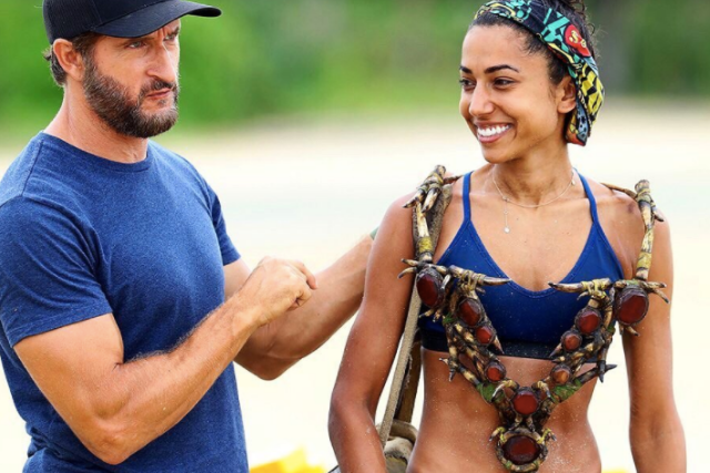 "EXCLUSIVE: Brooke Jowett reveals why she was ""panicking"" after Survivor, and opens up about her reunion with former flame Locky Gilbert"