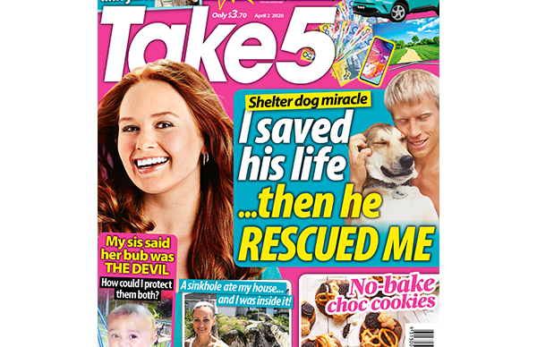 Take 5 Issue 13 Online Entry Coupon