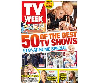 Enter TV WEEK Issue 14 Puzzles Online