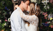 FIRST LOOK: Bindi Irwin unveils her stunning lace wedding dress and shares more touching details from her speedy wedding to Chandler Powell