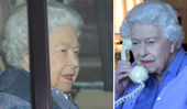 Queen Elizabeth makes royal history amid COVID-19 as new images of her adapted quarantined routine surface