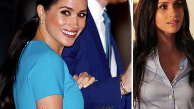 Meghan Markle's first film role revealed after officially stepping back as a senior royal