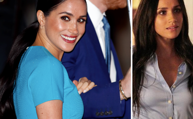 Duchess Meghan's first film role revealed after officially stepping back as a senior royal