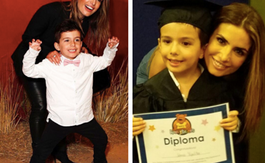 The sweetest snaps of Ada Nicodemou and her son Johnas