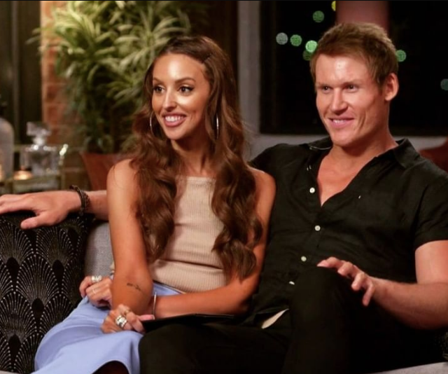 Lizzie and Seb to announce surprise pregnancy at this week's MAFS reunion