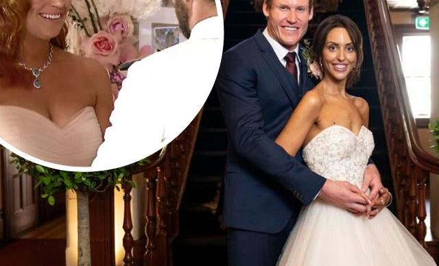 MAFS EXCLUSIVE: Golden couple Lizzie and Seb are busy planning a lucrative TV wedding