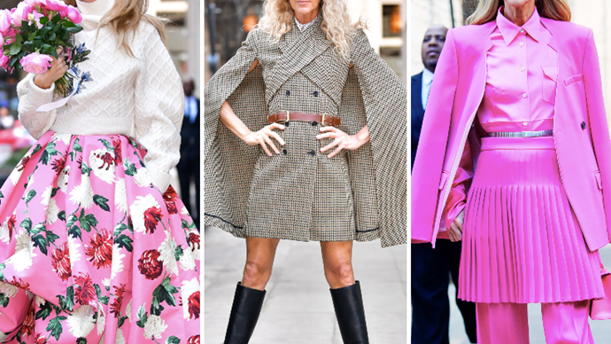 All the wild outfits that prove Celine Dion is a timeless fashion icon
