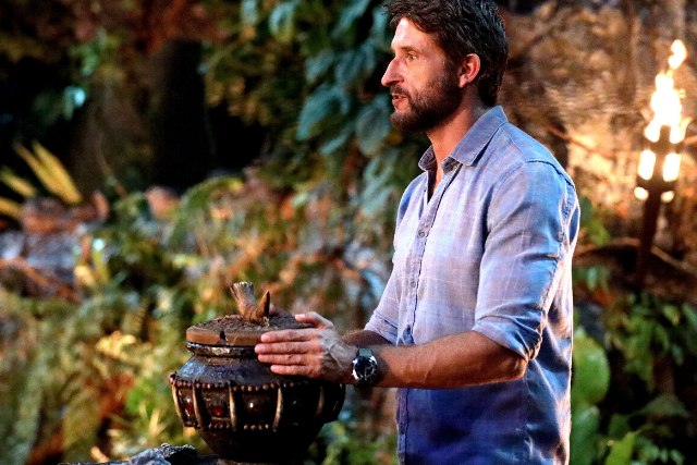 EXCLUSIVE: Survivor's Jonathan LaPaglia reveals what he really thinks of Osher Günsberg filling in for him at the All Stars live final