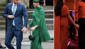 Prince Harry & Duchess Meghan share a final Instagram farewell from isolation as they officially step back as senior royals