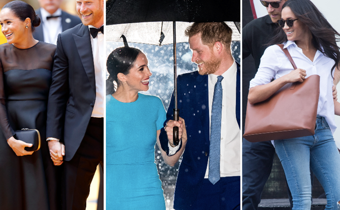 From show-stopping outfits to normalising the PDA: See Prince Harry and Duchess Meghan's best royal moments over the years