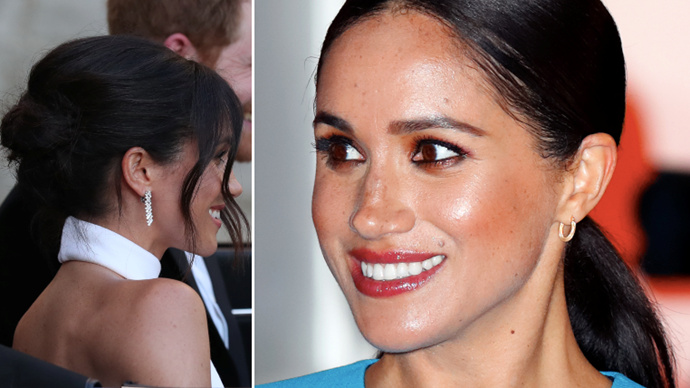 Meghan Markle's hairdresser reveals the unique way she decides on each of her hairstyles
