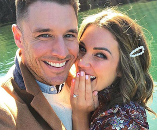"""EXCLUSIVE: The Bachelorette's Georgia Love spills on """"nasty lies"""" from ex-boyfriends and THAT run-in with Matty J and Laura Byrne"""