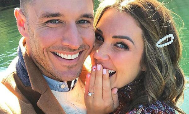 "EXCLUSIVE: The Bachelorette's Georgia Love spills on ""nasty lies"" from ex-boyfriends and THAT run-in with Matty J and Laura Byrne"