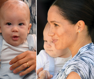 Meghan & Harry's son Archie had the purest reaction to isolation in Los Angeles