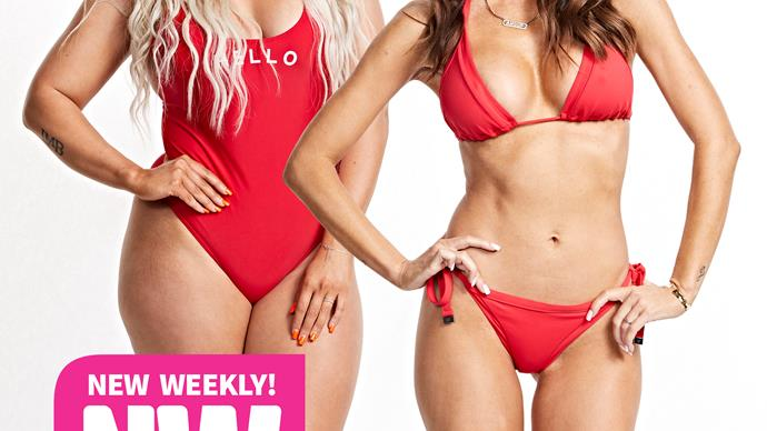 """EXCLUSIVE PICS: MAFS stars Kasey and Cathy say their """"babies will be besties!''"""