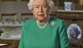 Queen Elizabeth makes royal history with unprecedented public address amid COVID-19 pandemic