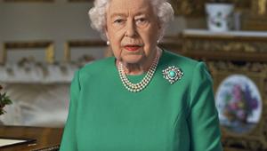 Queen Elizabeth makes royal history with unprecedented public address amid COVID-19 pandemic