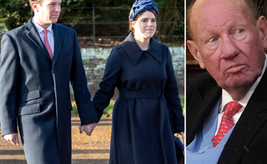 """Princess Eugenie's father-in-law in """"intensive care"""" after testing positive for Coronavirus"""