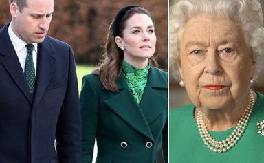 The royals share emotional public responses to the Queen's historic Coronavirus address