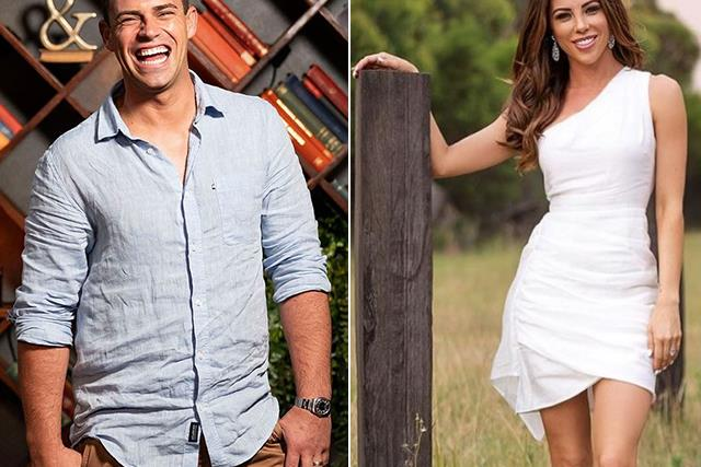 Married At First Sight's Michael and KC are officially together and slam claims it's a revenge relationship