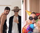 Matty J and Laura Byrne's hilarious isolation videos prove they're our relatable couple goals