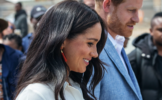 Prince Harry & Duchess Meghan finally reveal their new charity name and mission in a rare new interview
