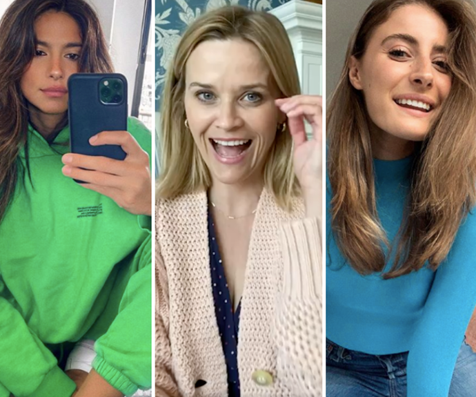 These self-isolating celebs are proving that lockdown loungewear is 2020's ultimate trend