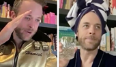 The funniest times Hamish Blake gatecrashed Zoom meetings - all in one place