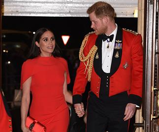 "Royal expert close to Harry and Meghan reveals the next few months will be ""very tough"" for them financially"