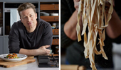 We tried Jamie Oliver's two-ingredient pasta recipe and it's the perfect isolation cook for any skill level
