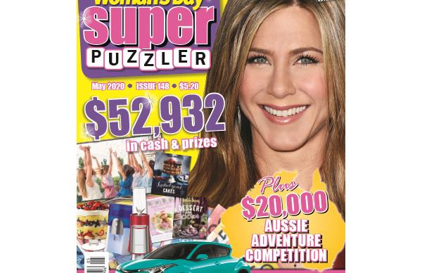 Woman's Day Superpuzzler Issue 148 Online Entry