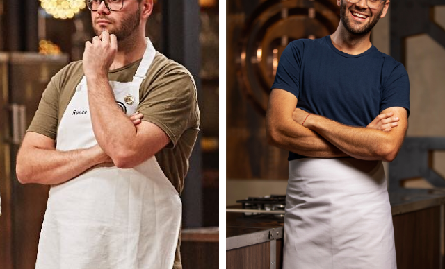 EXCLUSIVE: MasterChef's Reece Hignell spills on his 35kg weight loss transformation