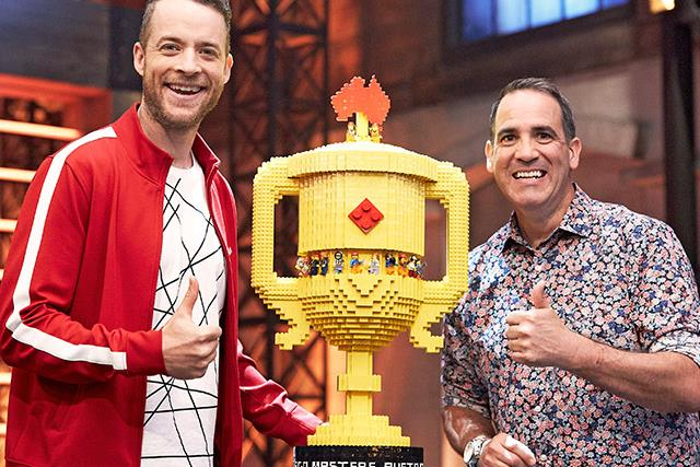 EXCLUSIVE: Hamish Blake's first joke for LEGO Masters season two was an unintentional comment on the coronavirus